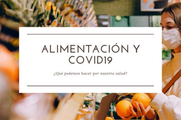 Alimentación y COVID19