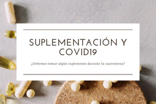 Suplementación y COVID19